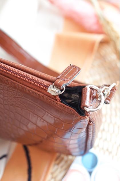 C18 - SMOL // Nights in New York Bag in Brown