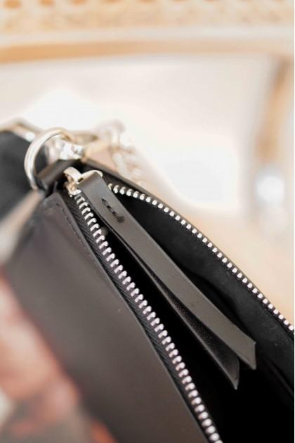 Chicago Multi Pochette Bag in Black