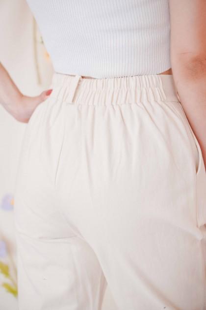 Role Model Pants in Beige