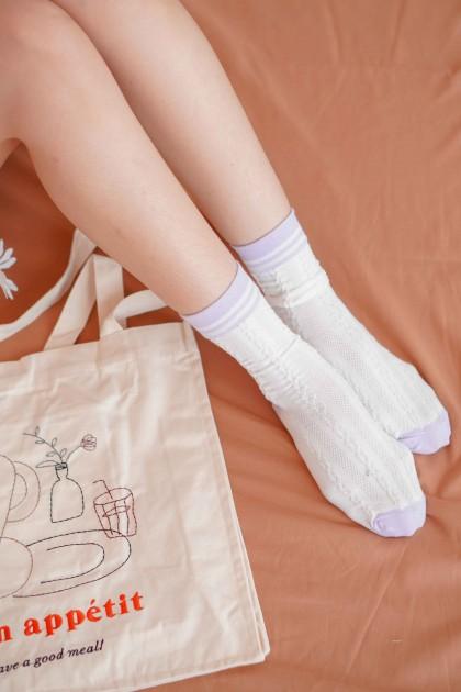 Socks - Purple Series